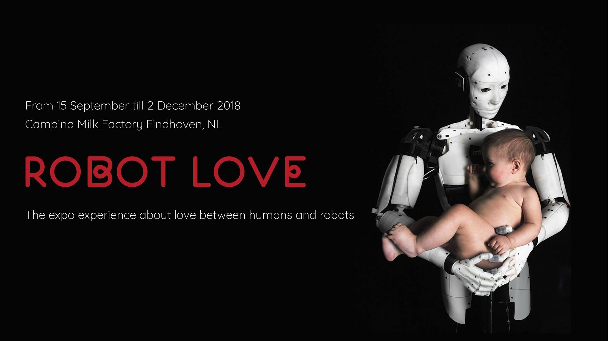 Emilio Vavarella in ROBOT LOVE (Eindhoven, NL)