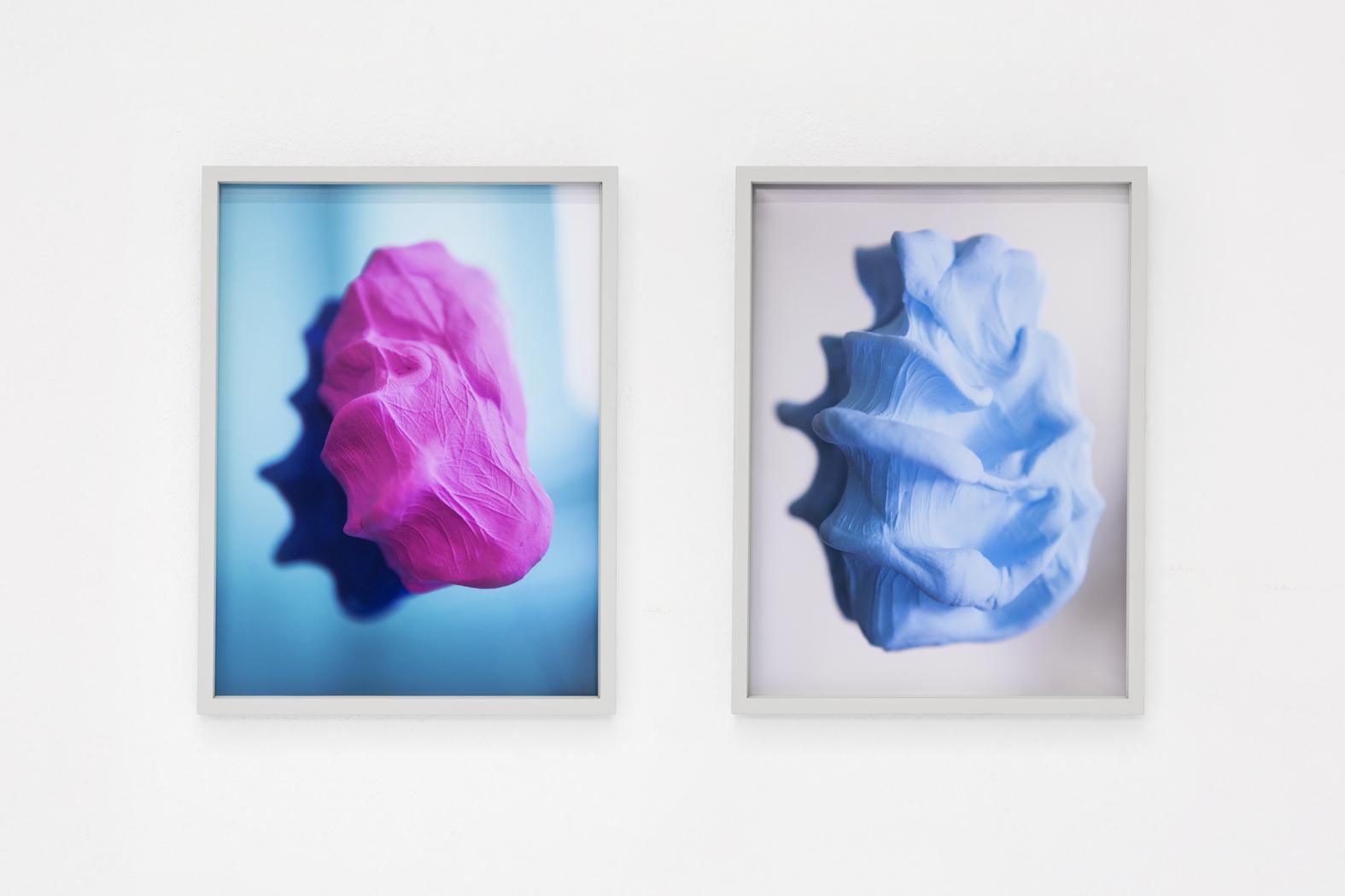 Pauline Batista, Imprint I, 2019 e Imprint II, 2019