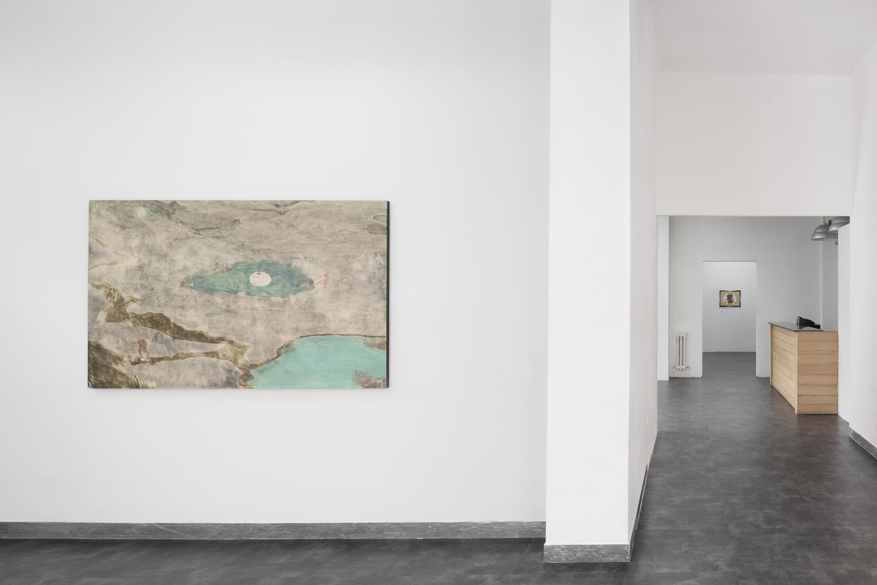 Fugazza_Ostaggi e amici, exhibition view_03