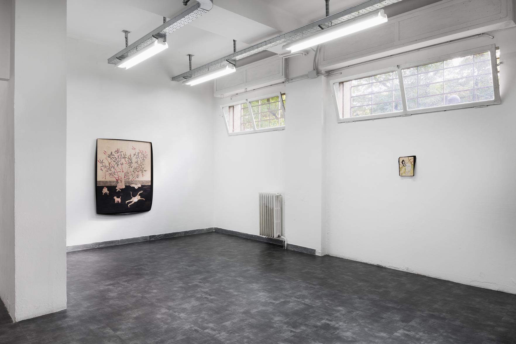Fugazza_Ostaggi e amici, exhibition view_08