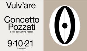Concetto Pozzati_Vulv'are
